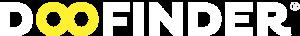 new Doofinder logo - white