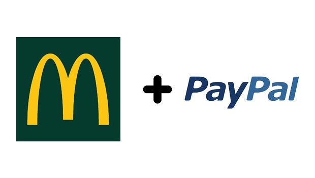 McDonaldsPaypal