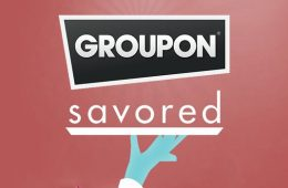 Groupon compra Savored