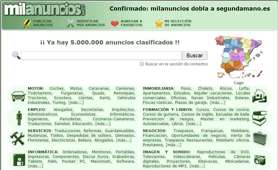 Schibsted Dueña De Infojobs Compra Milanuncios Por 50m