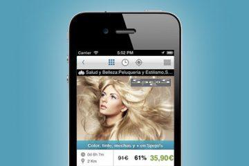 App de Groupalia opiniones