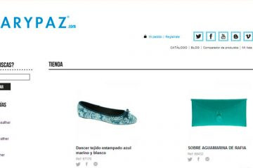 zapatos Marypaz online
