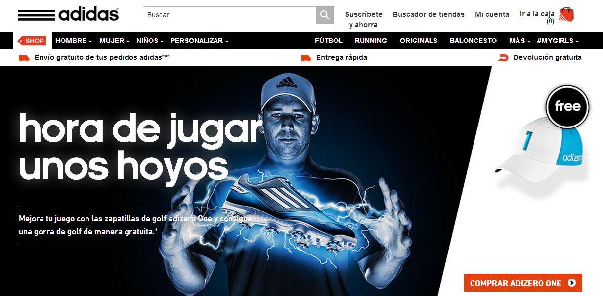 tienda Agacharse tsunami  Adidas.es Tienda Online: opiniones y análisis