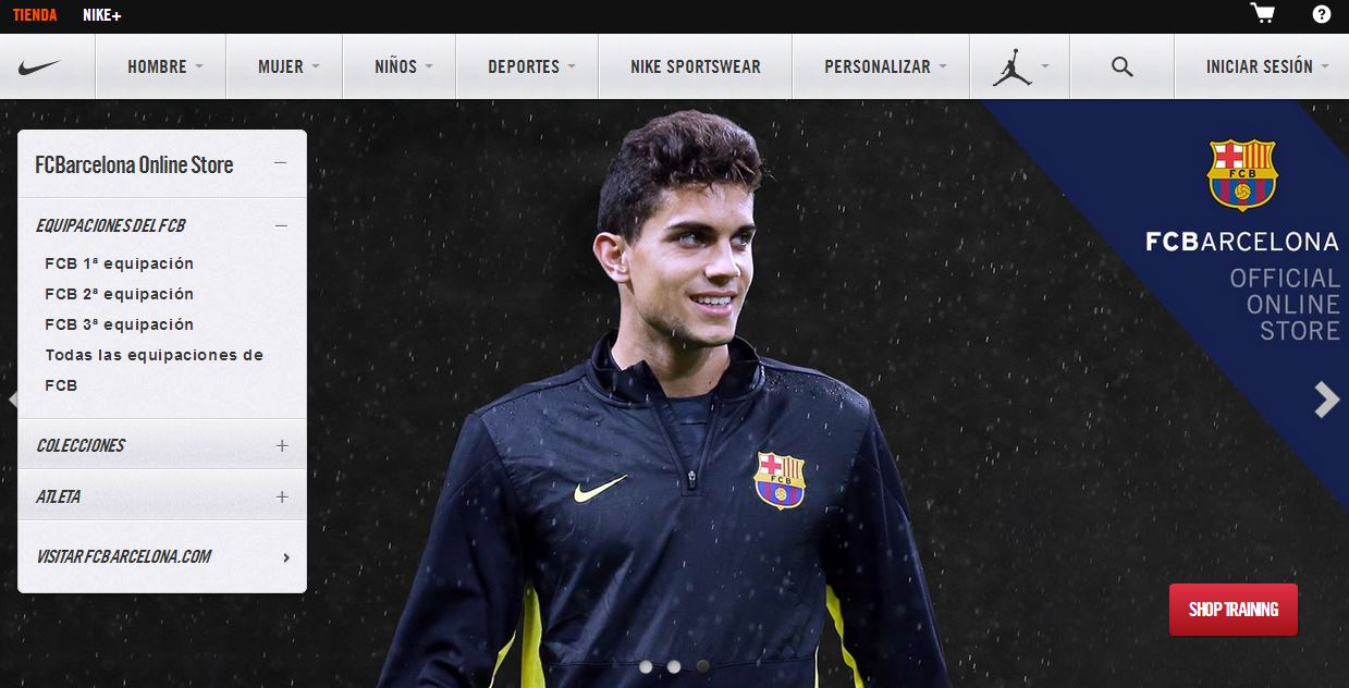 b16b77799e4e1 Tienda Oficial FC Barcelona  Análisis