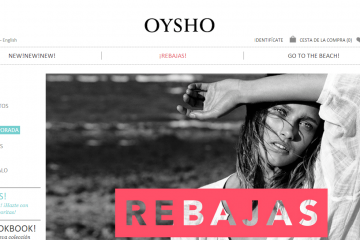 oysho online
