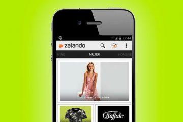 app zalando