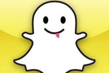 Snapchat logo geofilters patrocinados