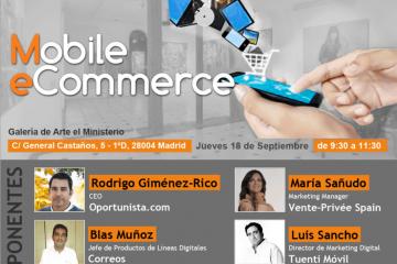 mobile ecommerce desayuno