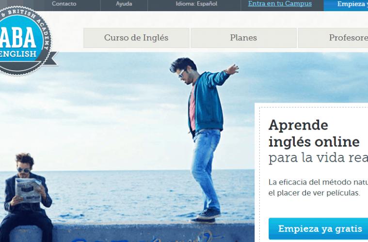 startup aba english app