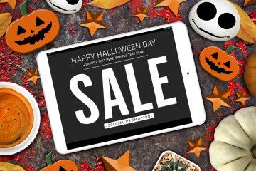 ecommerce en halloween