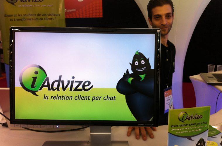 Click to Call Meeting iadvize