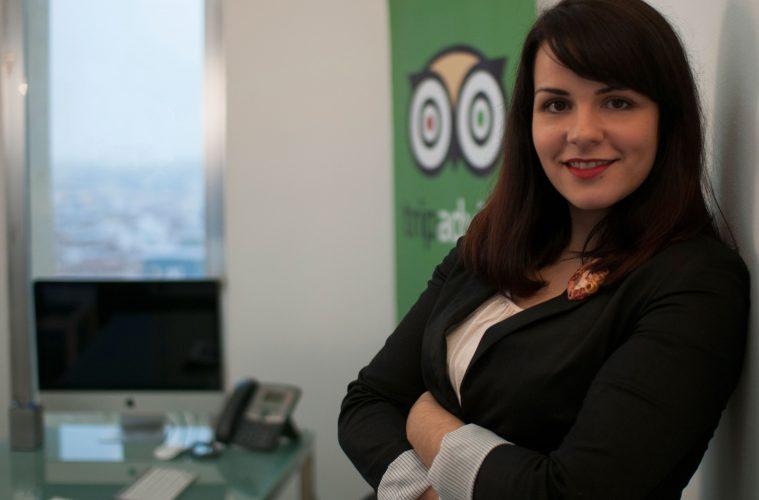 Mercedes Sánchez, Tripadvisor