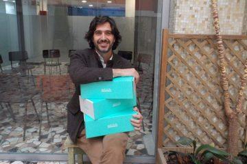 Oscar Vega, CEO de MadeInMe