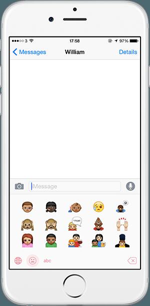 Preview de los emoticonos de Abused Emojis. Fuente: http://www.abusedemojis.com