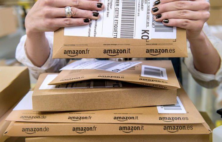 Amazon On My Way