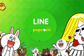 popcorn line