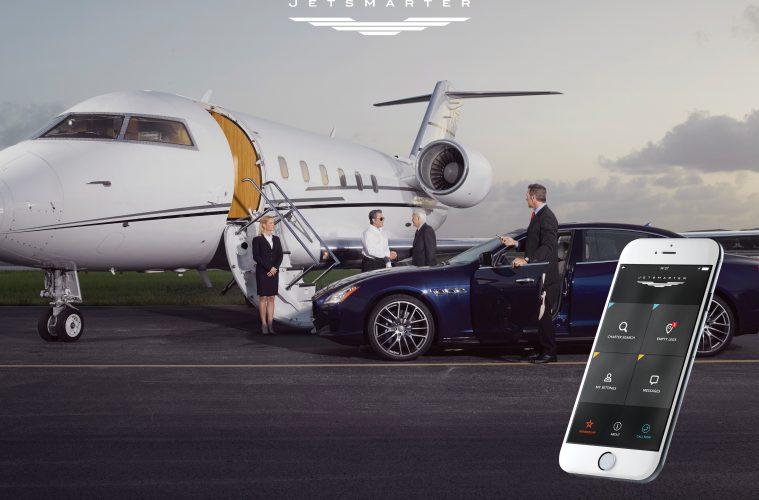 Jetsmarter, el Uber de los cielos