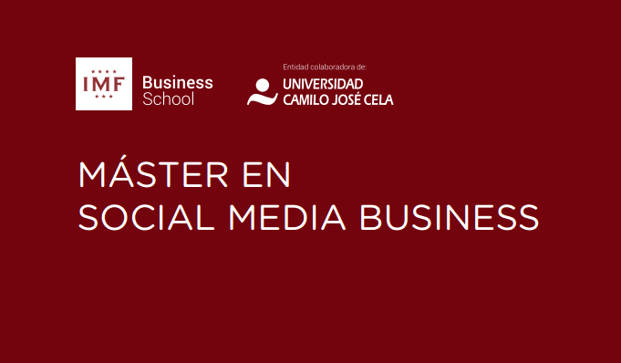 Máster Online en Social Media Business IMF