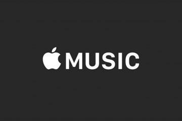 Servicio de música de Apple Music