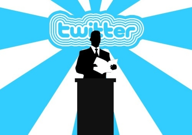 partidos políticos en twitter