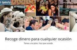 Splitfy: crowdfunding entre amigos para compras colectivas