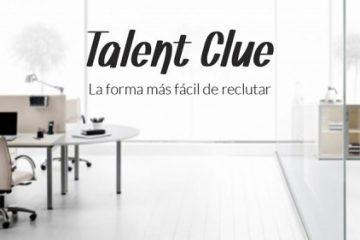 Talent Clue startup