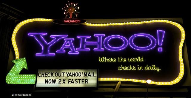malvertising en Yahoo
