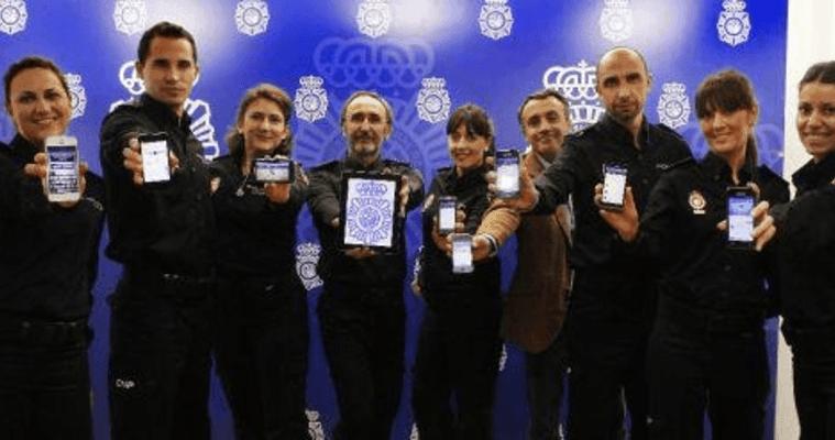 El CM de @policia ficha por Iberdrola