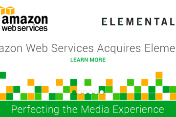 Amazon adquiere Elemental Technologies por 448MM€