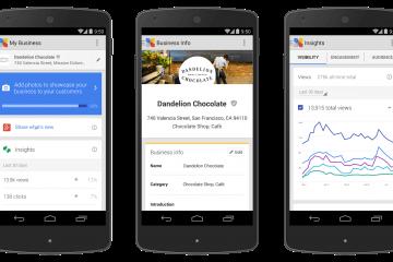 El nuevo Google My Business hará la búsqueda local más simple