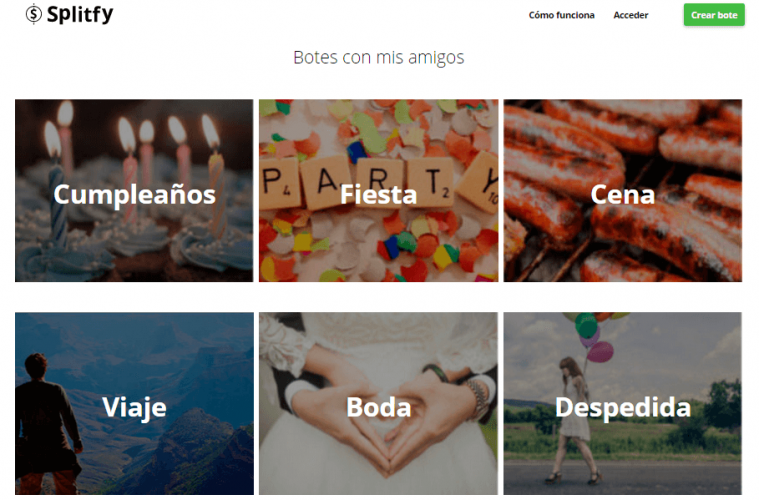 La startup Splitfy cierra una ronda de inversión de 150.000€