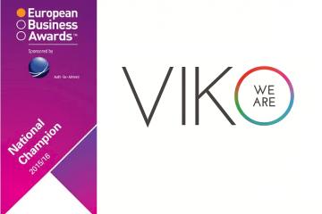 Grupo VIKO, reconocido en los European Business Awards
