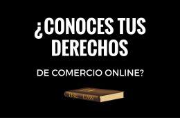 La mitad de España desconoce los derechos del consumidor online