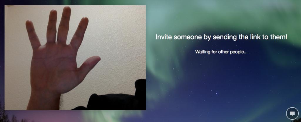 Con Appear.in puedes tener sesiones de video con otros usuarios en Internet