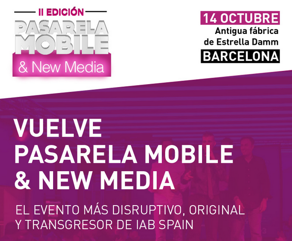Pasarela Mobile & New Media