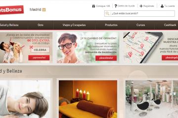 LetsBonus.com cerrará el 2015 con 40MM€ de facturación