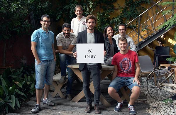 Equipo que integra Splitfy, la plataforma de gestión de botes online