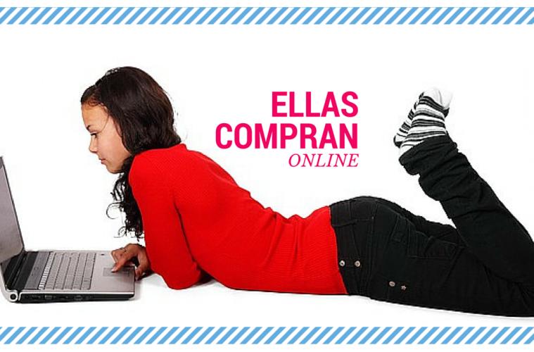 En España, el 77% de las mujeres compran online