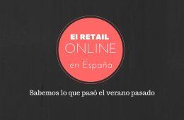 El sector retail aumentó 60% sus ventas online en el verano
