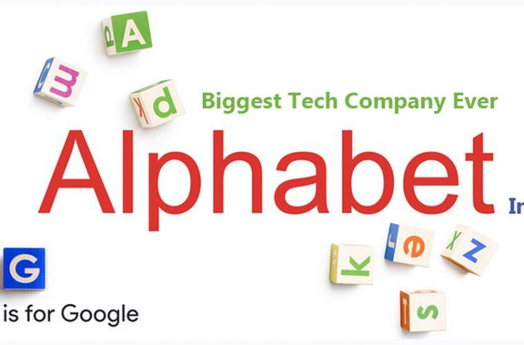 Google ahora es oficialmente Alphabet (o Google Alphabet)