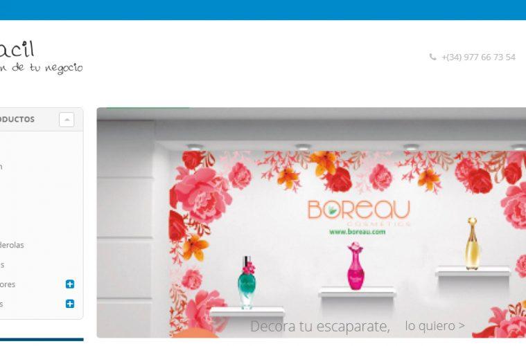 Tienda de vinilos online Rotulafacil