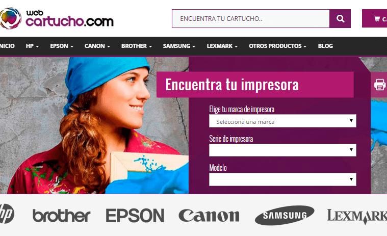 webcartucho