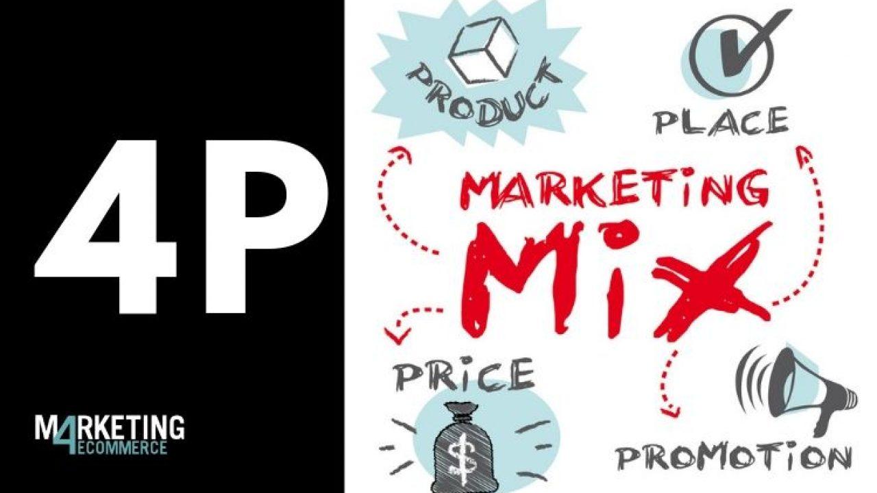 Las 4 P S Del Marketing Mix Historia Variantes Y Evolución Marketing 4 Ecommerce Tu Revista De Marketing Online Para E Commerce