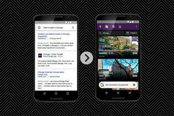 Google comienza a probar el app streaming en las búsquedas móviles