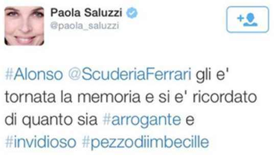 Digital Manager: Presentadora italiana vS Alonso