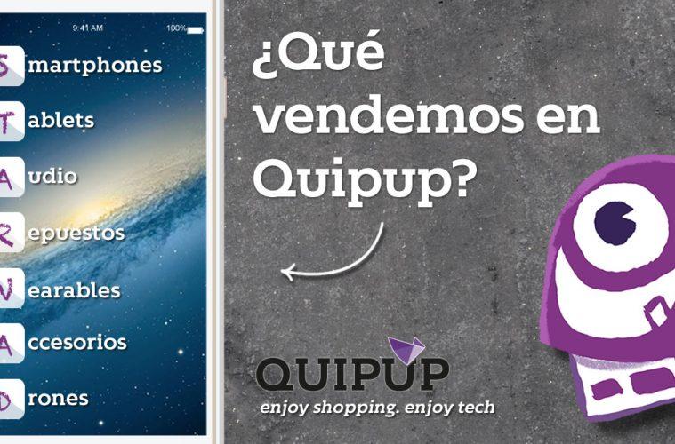 Nace Quipup, tienda de electrónica online