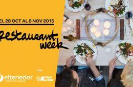 Restaurant Week - El Tenedor - Portada