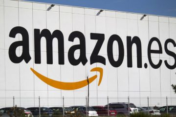 Las oficinas de Amazon en España se preparan para Navidad ampliando su centro logístico. Fuente: eleconomista.es
