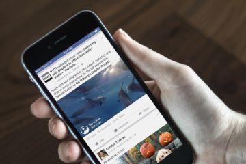 360 grados: un nuevo formato en los vídeos para Facebok