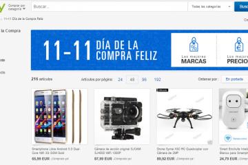 dia de la compra feliz ebay en españa